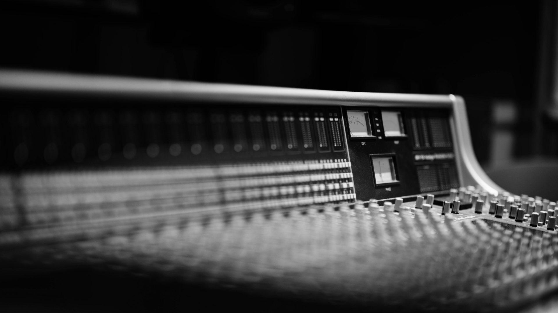 Into the wave – Studio de mixage & sound design